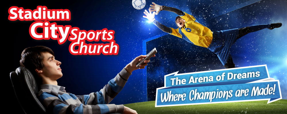 Loughborough Church - Stadium City Church