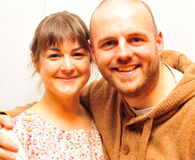 Euan and Ellen Lockwood