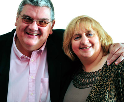 Rev Phil and Helen Weaver