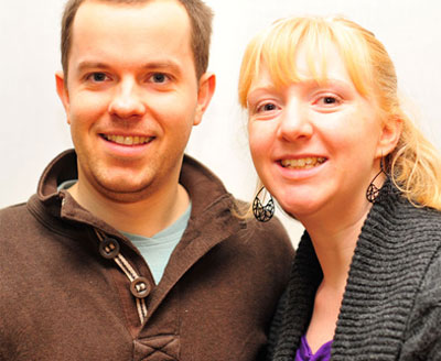 Ryan and Jo Atkinson